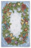 Салфетка рождественская - 23